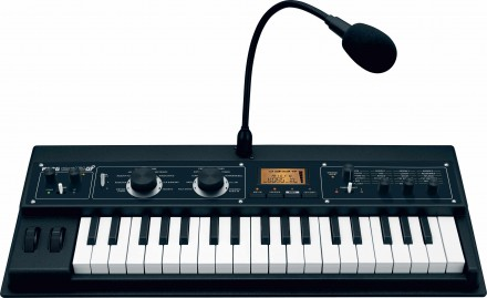 Синтезатор-вокодер Korg Microkorg XL+: фото